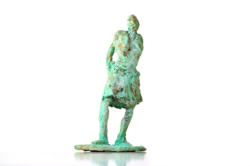 Danser i bronze.