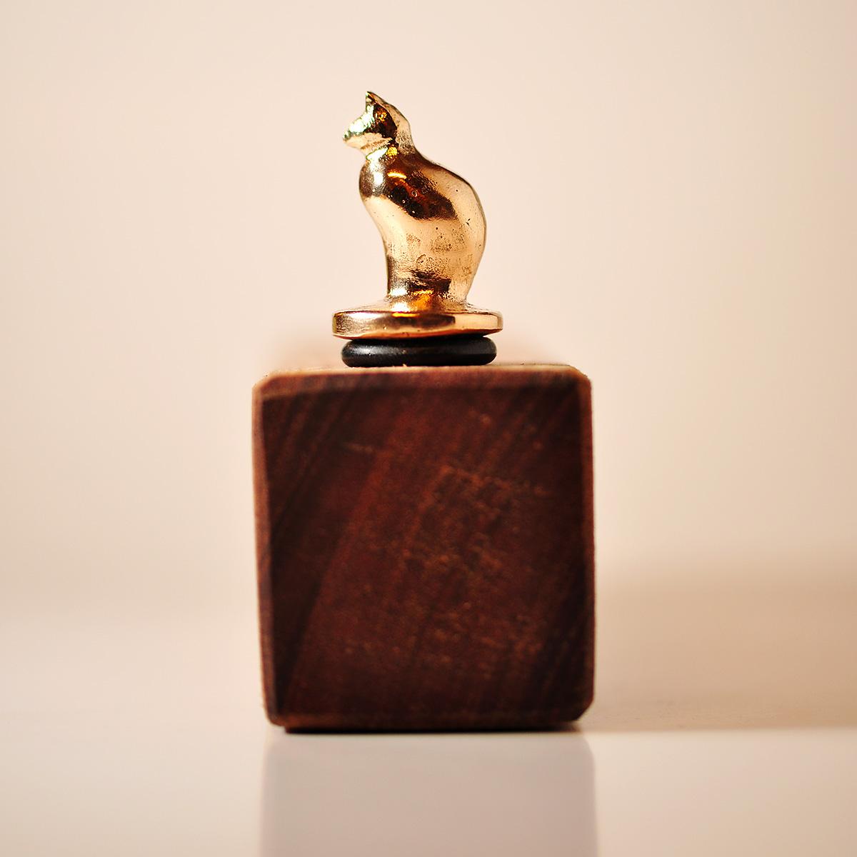 Vinprop i bronze - kat.