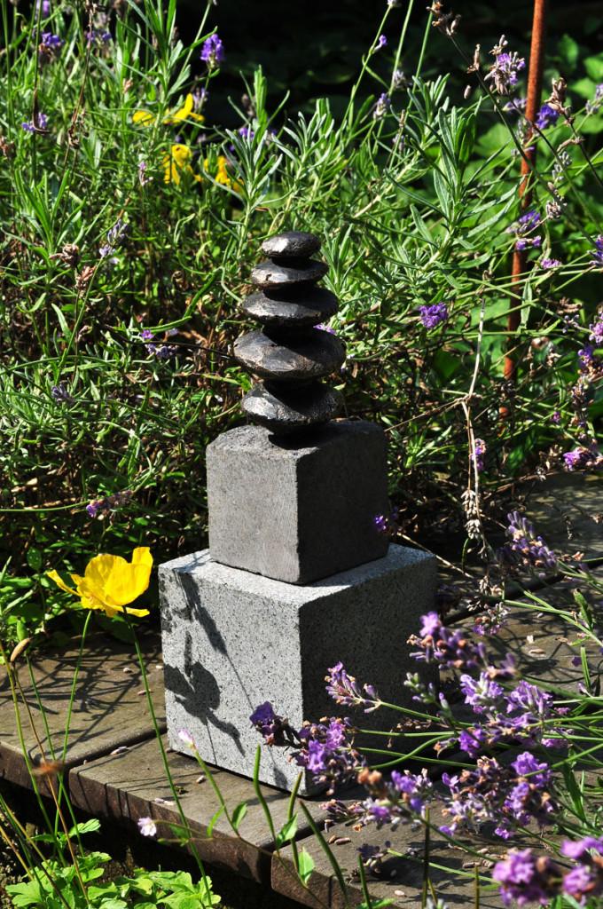 Bronzeskulptur - Balance