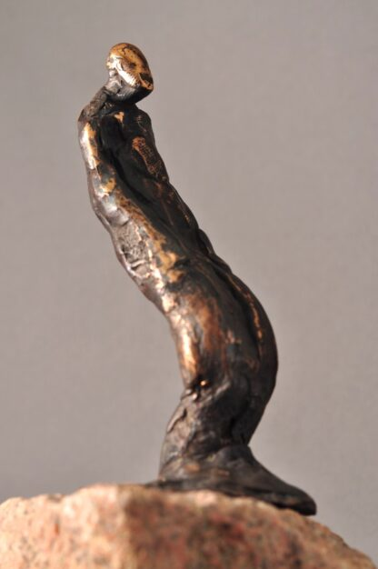Bronze figur - Man