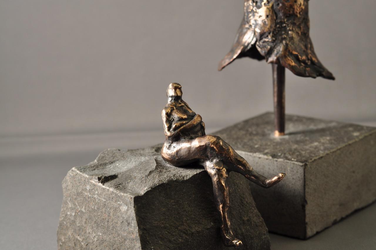 Bronzeskulpturer til salg