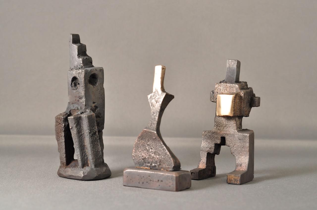 Tower - Jazz -Square - bronzeskulpturer