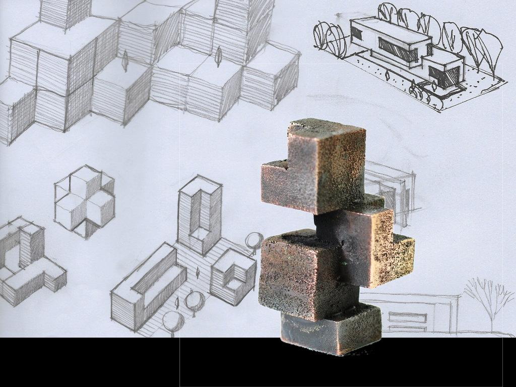 Arkitektur og skulptur
