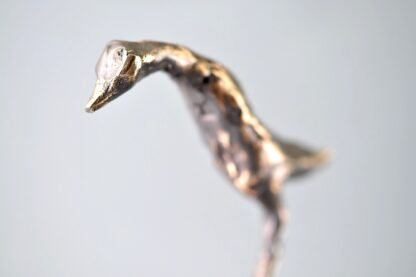 Bronzefigur-fugl