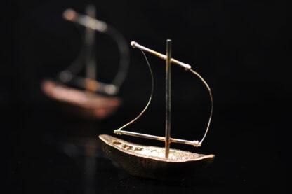 Lille bronzeskib