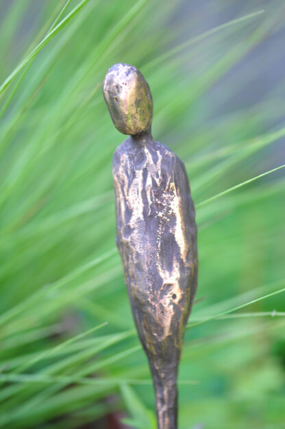 Figur - Bronzeskulptur