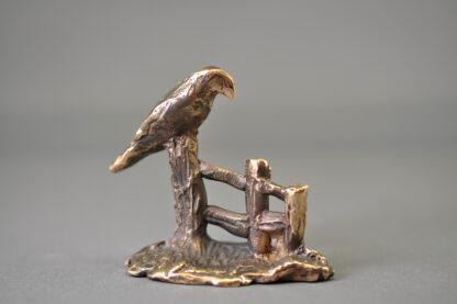 Musvågen - Bronzeskulptur