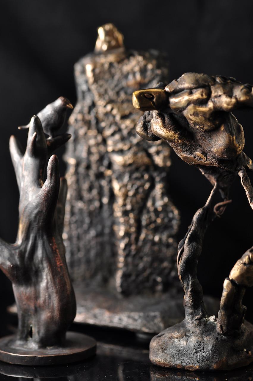 Nye skulpturer efteråret 2021